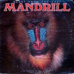 Mandrill - Beast From The East - Complete LP
