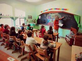 Une pédagogie alternative : la pédagogie Waldorf