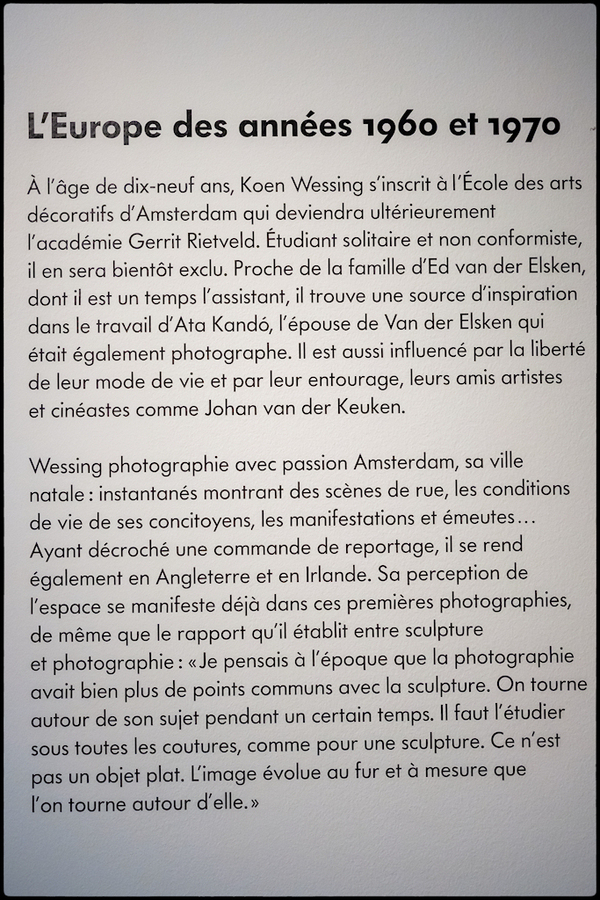Koen Wessing à Tours