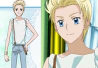yumeiro pâtissière Nouveaux personnage