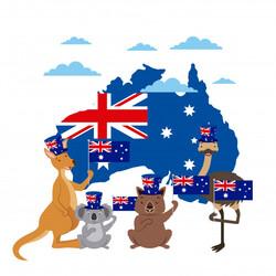 Australie - lamington