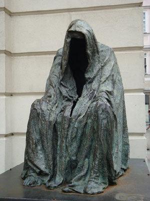 Pour page Soirée d'enfer, Rahar - Statue du commandeur par Anna Chromy - www.vivreaprague.servhome..
