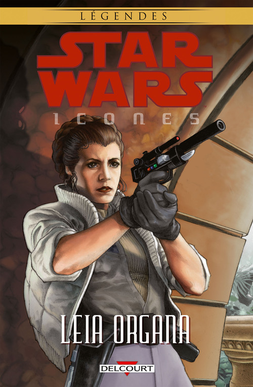 Star wars - Icones (2/?) Leia Organa