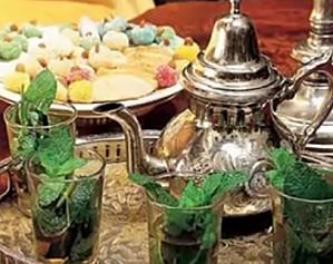 théière algérienne