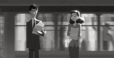Un peu de tendresse dans ce monde de brutes (court métrage Disney/Pixar)