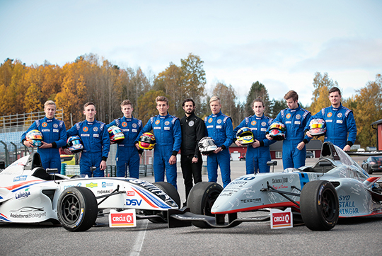 Prins Carl Philips Racing Pokal.