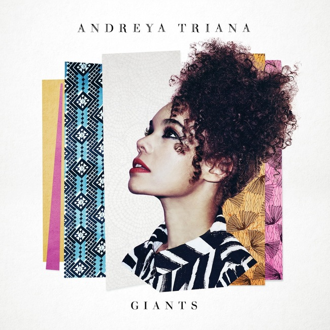 Andreya Triana - Giants (2015) [Alternative , Nu-Soul]
