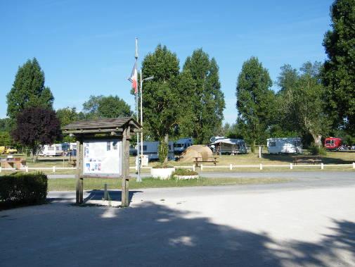 Camping Bellevue en saison 1