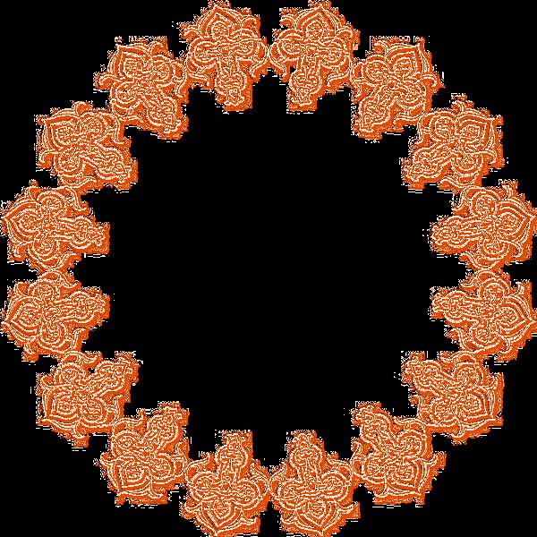 Dentelles saumons 9