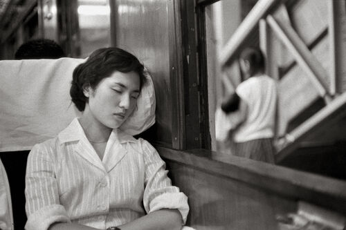 Marc Riboud, images du Japon paisible