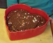 Le gâteau au chocolat de Frédérique