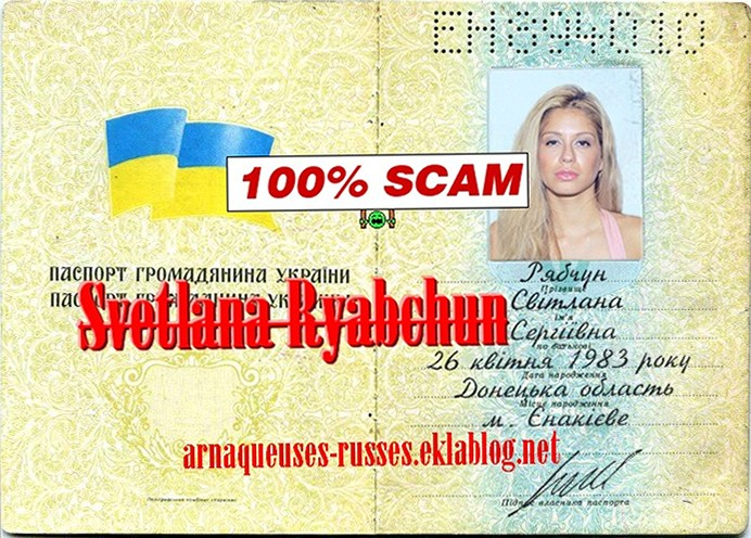 UKRAINIAN SCAMMER-14