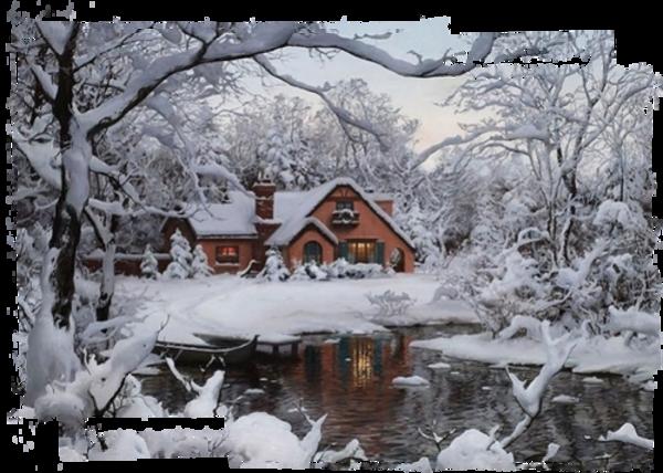Paysage hivernale / 19