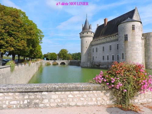 Sully-Sur-Loire : mes photos