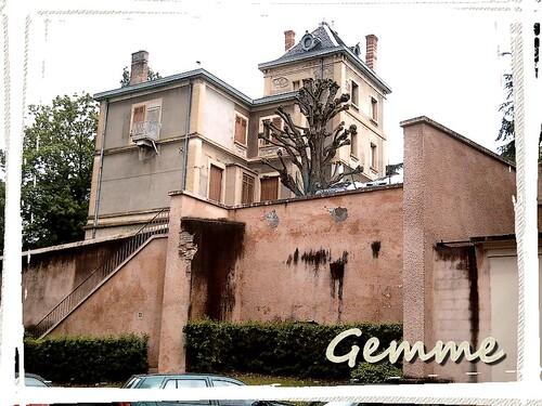 château Saint-Genis-Laval (69)