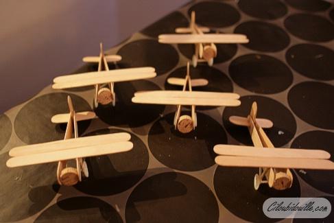 Relativ Le petit Prince : fabriquer des avions - dys é moi Zazou et Madel JB78