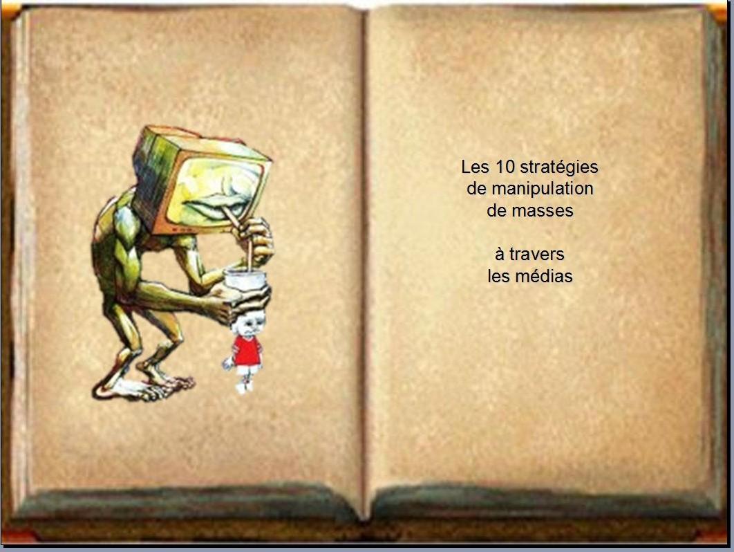 Stratégies de manipulations des masses