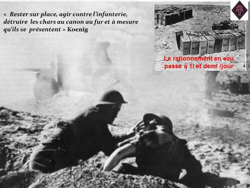 * 11 Juin 2015 : 73e anniversaire de la Sortie de vive force de Bir Hakeim