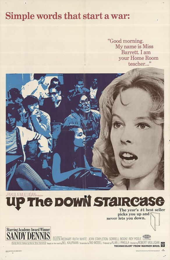 UP THE DOWN STAIRCASE box office usa 1967