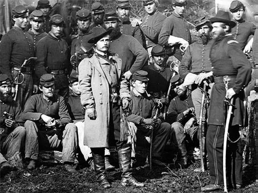 Guerre De Sécession Photos la sécession du sud et l'éclatement de la guerre - aurore du petit