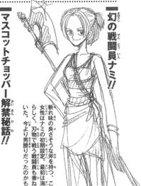 Equipage de Luffy