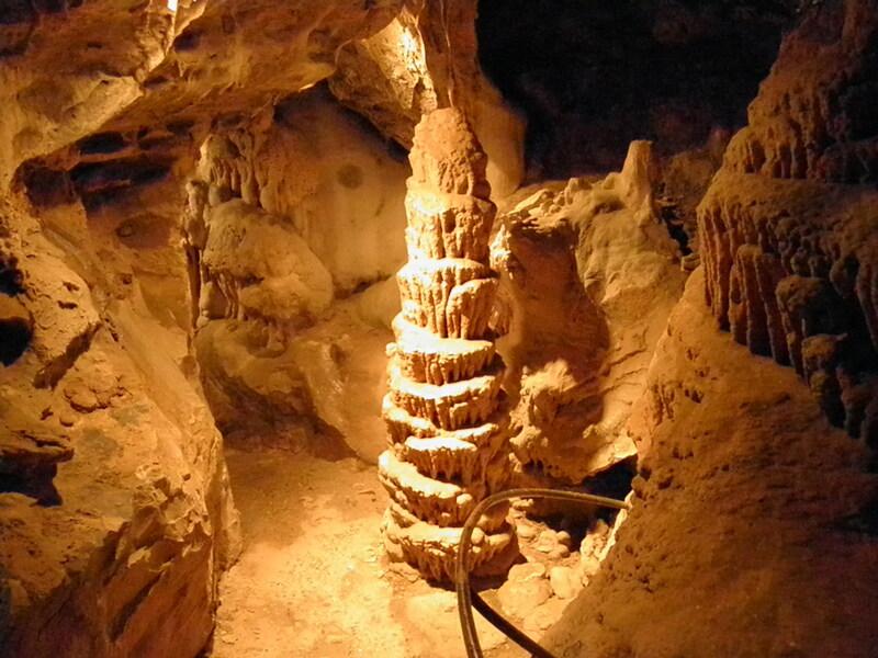 Immersion dans les grottes de Presque
