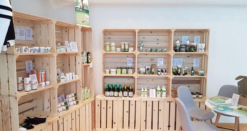 Cannabis : les premières boutiques ont ouvert