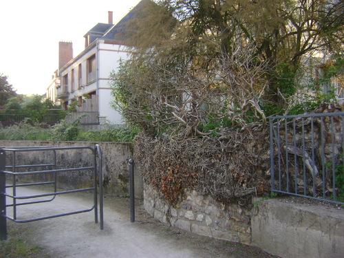 Un coin de la Sange (Avenue de Béthune)
