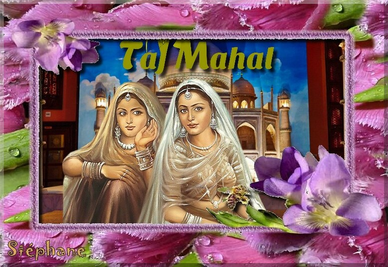 Le temps des défis revient Maman lance sur ce beau pays de l'Inde,