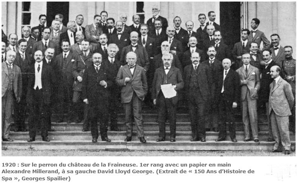 1919-1939 : vingt ans de trêve en Europe . L'Europe démocratique : de l'affrontement à l'apaisement 1919-1929 (quatrième partie)