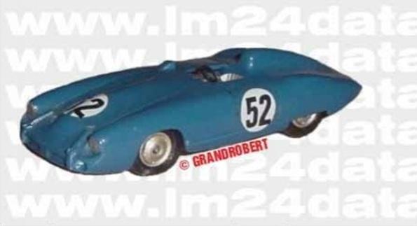 Le Mans 1955 Abandons I