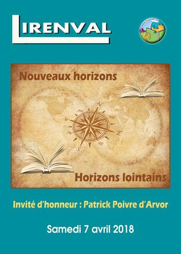 LIRENVAL 2018 Nouveaux horizons – Horizons lointains