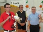Dorian Peron vainqueur du G.P. de l'Odet