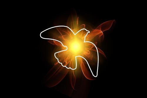 Mon Attitude de Gratitude - Jésus et l'Esprit Saint