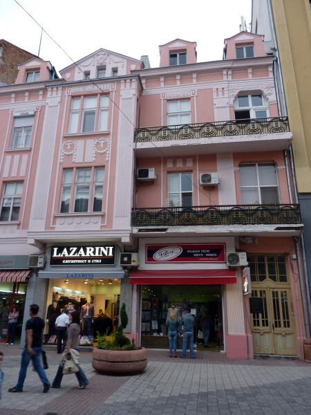 Jour 8 - Plovdiv - Immeubles 2