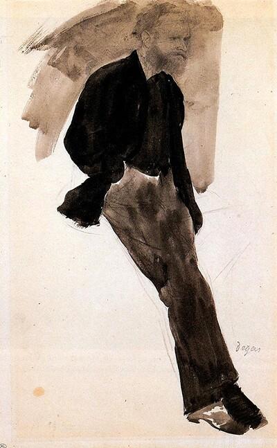 Degas 3 /
