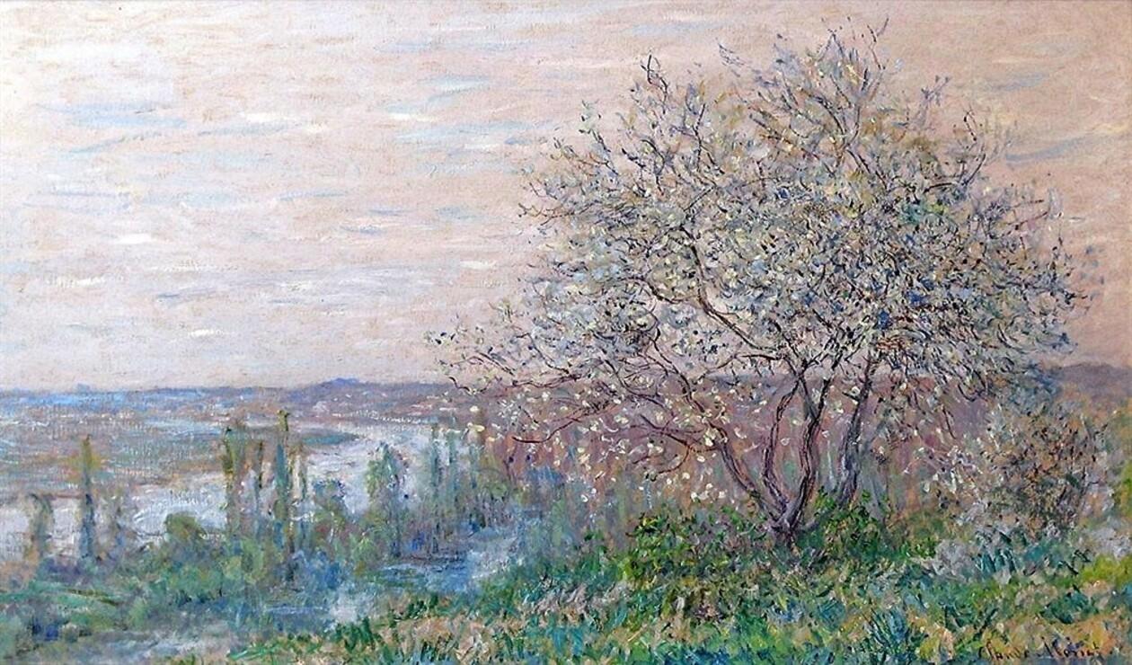 Monet et la Seine