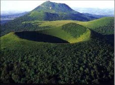 Au pays des Volcans
