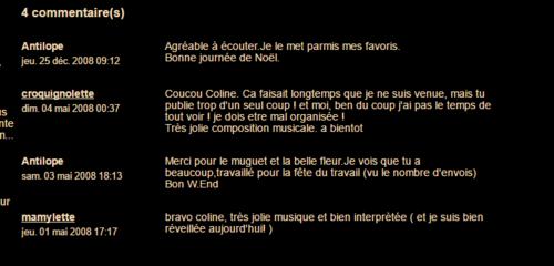 PREMIER MAI une composition musicale de © ColinearCenCiel