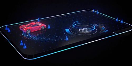 Le premier smartphone holographique se dévoile enfin et semble bluffant !