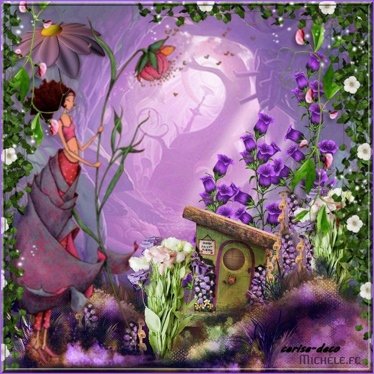 Printemps  Fleurs chez Cerise Déco
