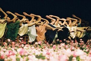 dance ballet scenography