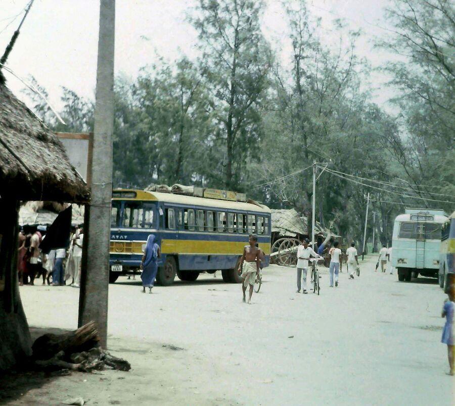 SUITE N° 6 SUR L'INDE EN 1978