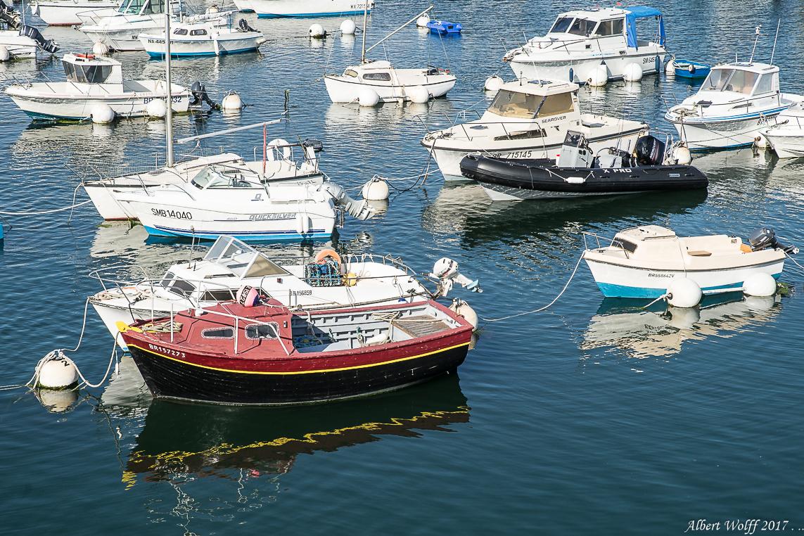 BZH - 2017 - Un port en Wrac'h