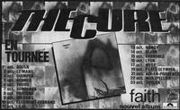 1981.12.12-The Cure-Lille-Palais St. Sauveur
