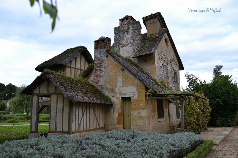 Versailles : Le Domaine de Marie-Antoinette : Le Moulin