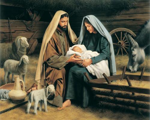 25 Décmbre : fête de la Nativité