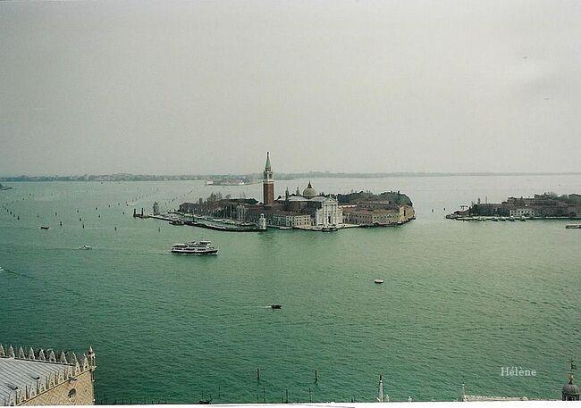 Deuxième jour à Venise