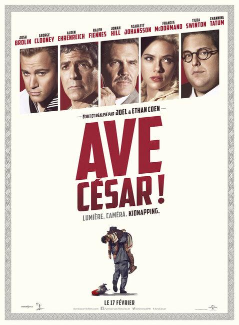 Carnet ciné - AVE CÉSAR!