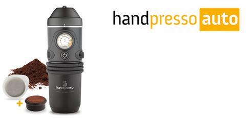 Machine handpresso